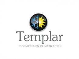 Templar – Climatización – Branding