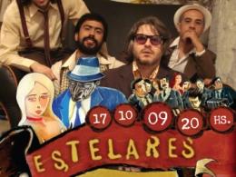 Estelares – Banda – Comunicación show
