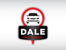 Dale – Rent a car – Branding