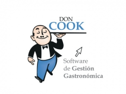 Don Cook – Software gastronómico – Branding