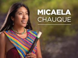 Micaela Chauque – Arte de Disco