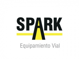 Spark – Equipamiento vial – Branding