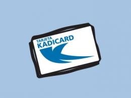 Tarjeta Kadicard – Diseño editorial (revistas)