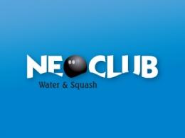 Neoclub – Squash+pileta – Branding