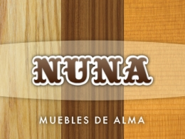 Nuna Muebles – Branding – Web – Editorial